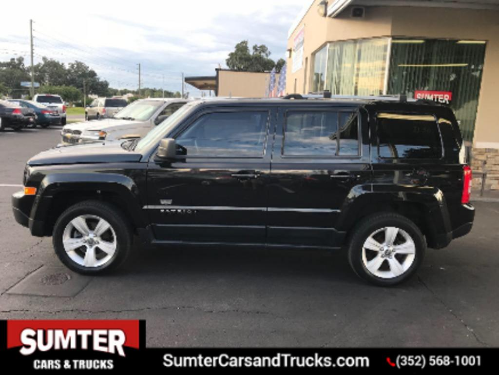 Jeep Patriot  Sumter Cars And Trucks Used Cars For Sale Bushnell Fl